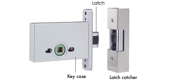 Free Latch construction
