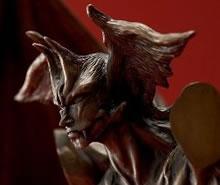 Devilman Statue