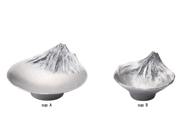 Mt Fuji – sake cup