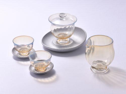 "Chinese Teaware series ""Madoka"""