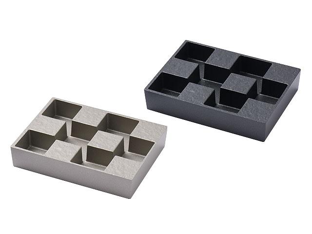 Aluminium Vase – Ichimatsu